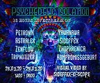 Party Flyer Psychedelic Isolation Party ॐ 28 Mar '20, 14:00
