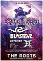 Party Flyer Sound Garden + History of Electronic Music w/ Liquid Soul , Blastoyz 7 Mar '20, 22:00