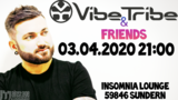 Party Flyer Blind Vision w/Vibe Tribe; L.m.T and more 3 Apr '20, 21:00