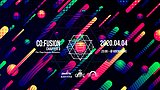 Party Flyer Co:Fusion Chapter 3 - The Psychedelic Session - Feat. reflex (Goa/PsyTrance) 4 Apr '20, 23:00