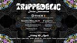 Party flyer: Trippedelic - Divine Intervention 4 Sep '20, 23:00