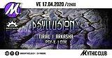 Party flyer: Psyllusion VI w/ Tirial, Arkasha 17 Apr '20, 22:00