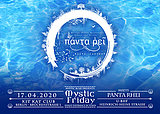 Party flyer: The Mystic Rose meets Panta Rhei 17 Apr '20, 23:00