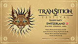 Party flyer: Transition Festival - Teaser Party Switzerland 18 Apr '20, 23:00