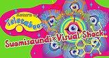 Party Flyer Return of Teletabooz - Suomisaundi × Visual Shock 16 May '20, 22:00