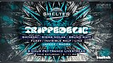 Party flyer: StudioShelter x Trippedelic 30 May '20, 15:00