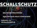 Party Flyer SchallSchutz Outdoor Kamikaze 5 Jun '20, 22:00