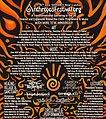 Party flyer: Anthropos Festival 12020 11 Jun '20, 12:00