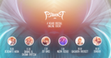 Party Flyer Psybient.org 7 Years anniversary Online Streaming Sessions 18 Jun '20, 20:00