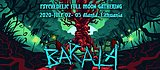 Party flyer: Barala - Full Moon Psychedelic Gathering 22 Jul '21, 12:00