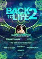 Party flyer: Back to life - Vol. 2 4 Jul '20, 16:30