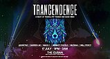 Party flyer: TRANCENDENCE (CH) 17 Jul '20, 21:00