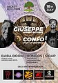 Party flyer: Outdoor Party with Giuseppe-Confo(Parvati records) 18. Jul. 20, 23:00