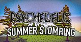 Party flyer: Psychedelic Summer Stomping 18 Jul '20, 10:00