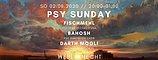 Party Flyer Psy Sunday 2 Aug '20, 20:00