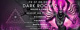 Party flyer: Dark Room #2 7 Aug '20, 19:00