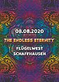 Party flyer: THE ENDLESS ETERNITY 8 Aug '20, 22:30