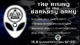 Party flyer: The Rising of the Darkpsy Army 15 Aug '20, 14:00