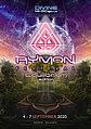 Party Flyer AYMON Festival 2020 4 Sep '20, 18:30
