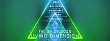 Party Flyer Living Dimension #3 4 Sep '20, 19:00