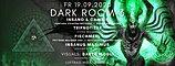 Party Flyer Dark Room #3 19. Sep. 20, 19:00