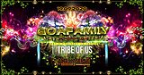 Party flyer: **GOAFAMILY meets Tribe of Us** 19 Sep '20, 22:30