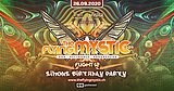 Party flyer: The Flying Mystic - 12 - 26 Sep '20, 23:00