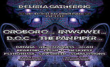 Party flyer: Deliria Gathering - 35th Bicycle Day Anniversary 3 Oct '20, 18:00