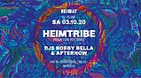 Party flyer: HEIMTRIBE 3 Oct '20, 22:00