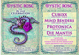 Party flyer: The 26 Year Mystic Rose Celebration 11 Oct '20, 14:00