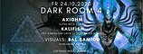Party Flyer Dark Room #4 24 Oct '20, 19:00