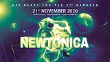 Party Flyer Newtonica 2020 21 Nov '20, 21:00