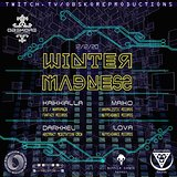 Party Flyer OBSKORE WINTER MADNESS 12 Dec '20, 19:00