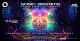 Party Flyer Sonic Dreams Psytrance Edition! 20 Dec '20, 21:00