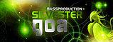 Party Flyer Bassprodcution Silvester Goa Party 31 Dec '20, 22:00