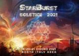 Party Flyer StarBurst Solstice 2021 19 Jun '21, 20:00