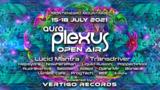 Party Flyer Aura Plexus Open Air Festival 2021 15 Jul '21, 12:00