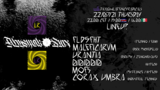Party Flyer lowlatencyradicals ep19 | Abysmal Sun Records feature event 22 Jul '21, 23:00