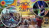 Party Flyer ProgVisions BACK 2 LIFE DAYDANCE W/ FABIO FUSCO 24 Jul '21, 13:00