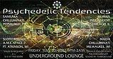 Party Flyer Psychedelic Tendencies 30 Jul '21, 21:00