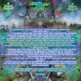 Party Flyer AYA psychedelic gathering 13 Aug '21, 19:00