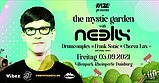 Party Flyer Faze Mag. presents : The Mystic Garden / Neelix / Drumcomplex uvm. / Open Air 3 Sep '21, 20:00