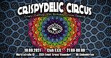 Party Flyer CRISPYDELIC CIRCUS - Klangmassaker 2h Liveset 10 Sep '21, 22:00