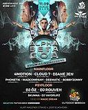Party Flyer Alpha Beta Goa #Wowirsindistvorne 11 Sep '21, 21:00