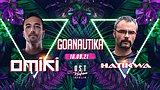 Party Flyer Goanautika /w. Omiki and Hatikwa In-Outdoor 18 Sep '21, 14:00