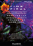 Party Flyer TIME SPIRAL 24 Sep '21, 20:00