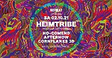 Party Flyer HEIMTRIBE #2 2 Oct '21, 22:00
