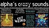 alpha.s crazy sounds: ANIKULAPO ep, DR. DOWNS ep, va ELECTRIC KOOL-ADE 14 Oct '21, 20:00