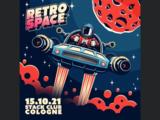 Party Flyer ReTroSpaCe 15 Oct '21, 22:00