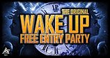 Party Flyer wake up. first time @ wunderbox 15 Oct '21, 22:00